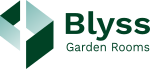 blyss garden rooms logo